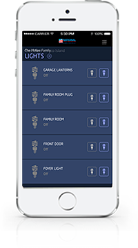 Remote Control Home Automation, from Anywhere