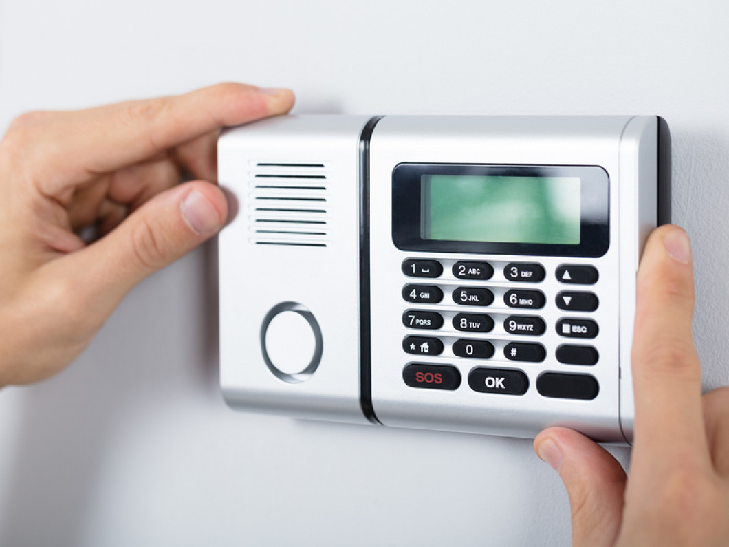 Protect your investment day or night with help from National Security Fire Alarm Systems